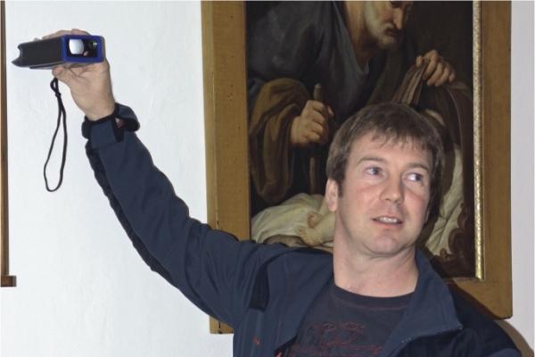 Sigurd Urthaler setzt auf die Maler-Software, das BILDaufmaß und das Skizzenaufmaß von C.A.T.S.-Soft