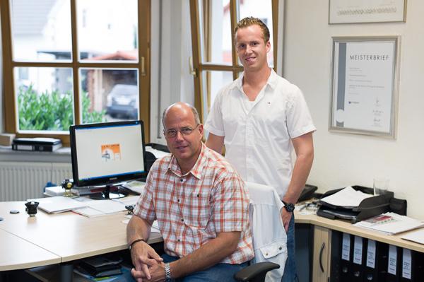 Die Baudekoration Maurer setzt die betriebswirtschaftliche Maler-Software C.A.T.S.-Software C.A.T.S.-WARICUM ein