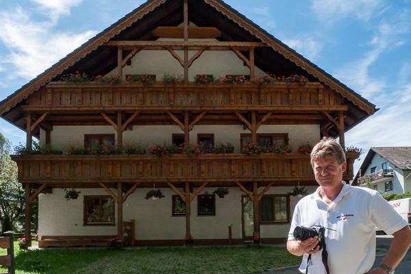 Achim Booz setzt beim Angebot auf BILDaufmaß und paintersBOX