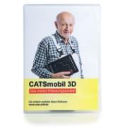 Das mobile Aufmaß von CATSmobil 3D ist mit dem Skizzenaufmaß die effizienteste Aufmaßmethode fürs Raumaufmaß inklusive 3D-Raumplan
