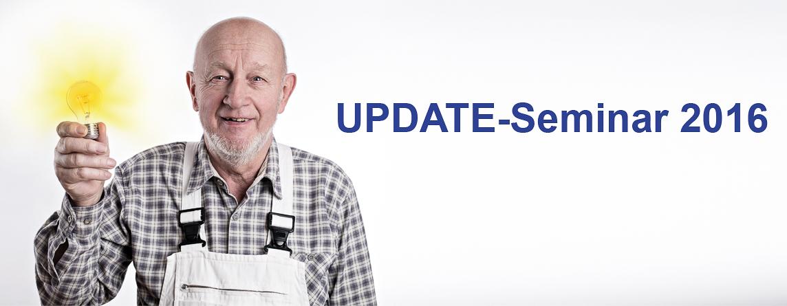Update-Seminar 2016 zur betriebswirtschaftlichen Maler-Software