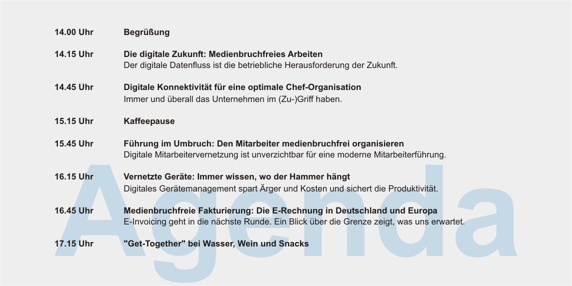 BusinessDay 2019 - Medienbruchfreies Arbeiten im Maler-Handwerk